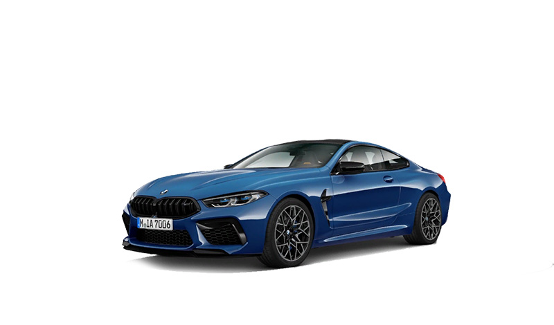 M8 Competition Coupe