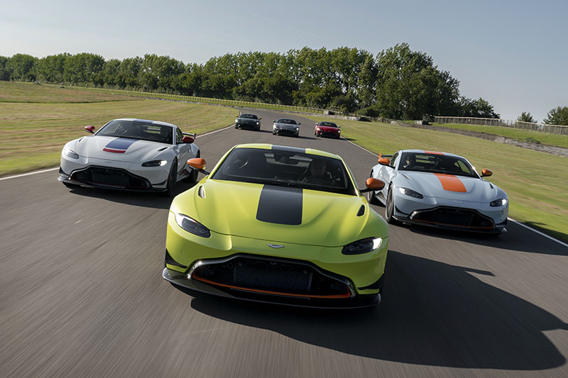 Vantage Heritage Racing Edition