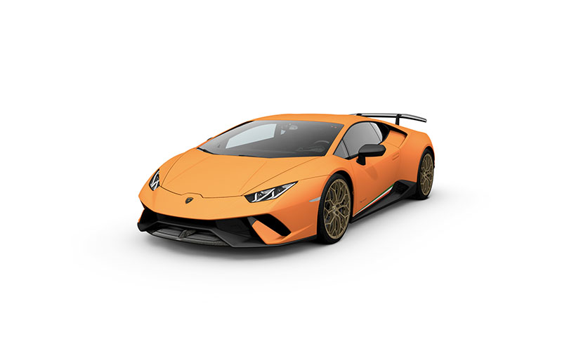 HURACÁN PERFORMANTE 7АТ
