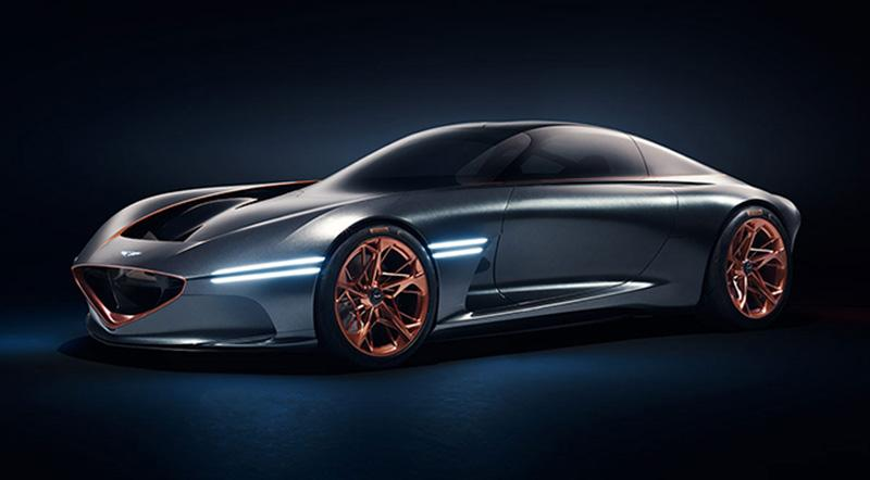 Genesis:На Нью-Йоркском Международном Автосалоне Genesis представил революционный концепт-кар Essentia