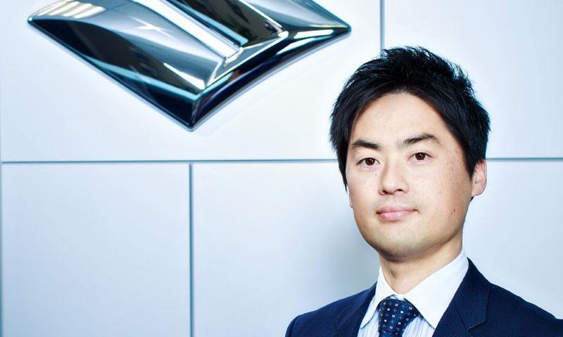 Suzuki:Компания SUZUKI назначила нового генерального директора в России