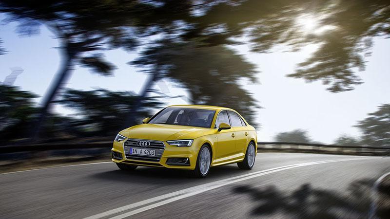 Audi Россия представляет эксклюзивную серию Premium