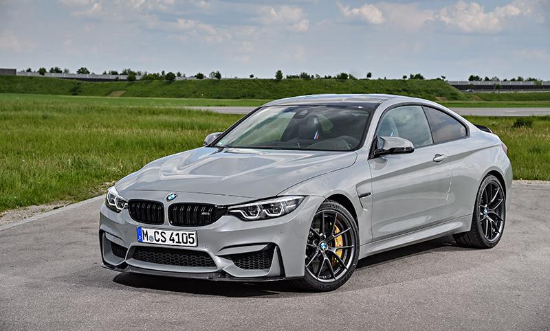 BMW объявляет цены на новый BMW M4 CS в России