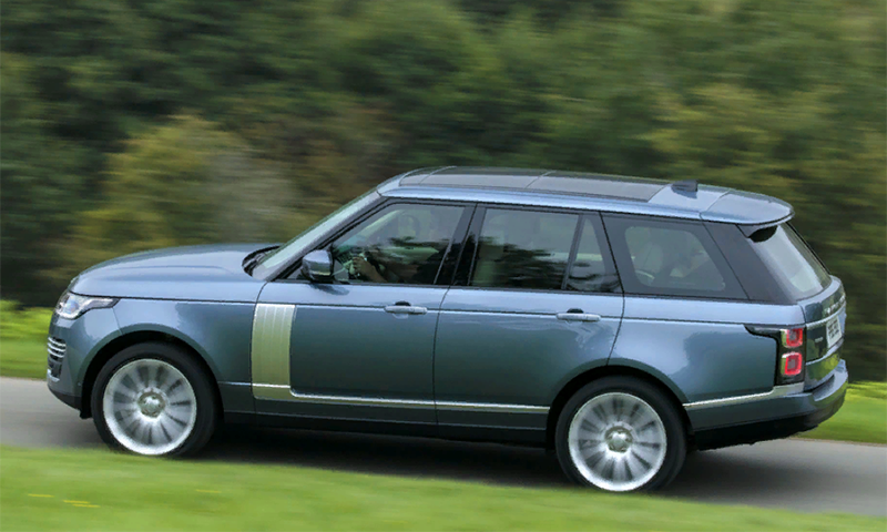 Land Rover:В премии «Автомобиль года в России-2018» Range Rover получил 1-е место в номинации «Тяжелые внедорожники»