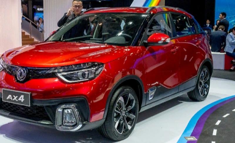 Dongfeng:На Пекинском Автосалоне-2018 Dongfeng представила кроссоверы для России