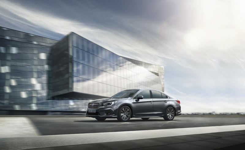 Subaru повысила цены на некоторые модели 2018 модельного года