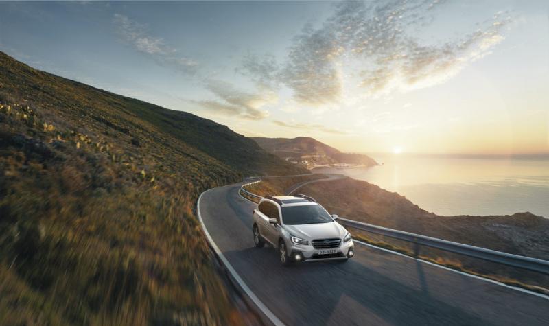 В России стартовали продажи Subaru Outback 2018 модельного года