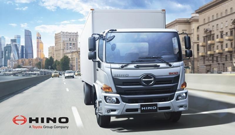 HINO:Весеннее предложение на запчасти от HINO