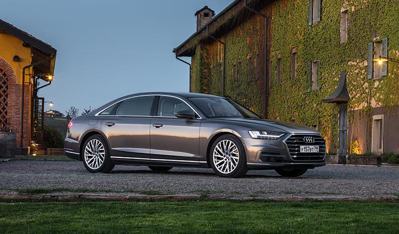 Audi A8 теперь можно заказать с дизельным двигателем 3.0 TDI мощностью 249 л. с. и с постоянным полным приводом quattro