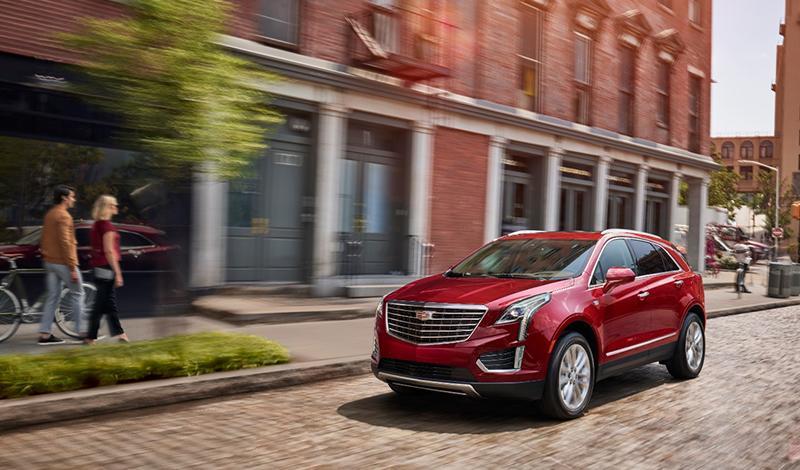 Cadillac:Cadillac и Chevrolet можно приобрести по сниженной ставке от 5% годовых