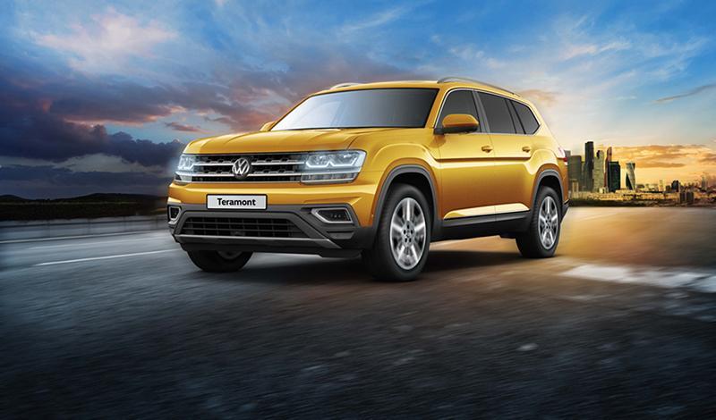 Volkswagen предлагает выгодные кредитные предложения в апреле