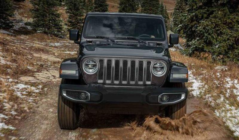 Jeep покажет как успешно справляться с бездорожьем