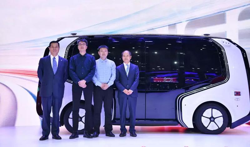 Dongfeng:Шанхайский автосалон 2019: Dongfeng Motor покажет 10 новых моделей