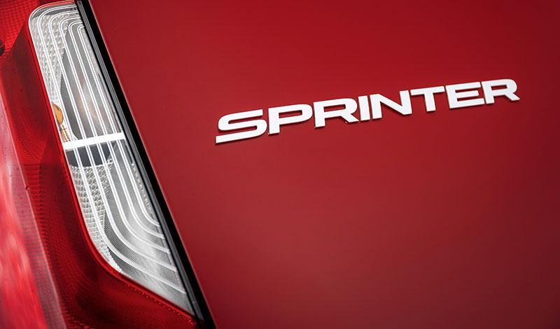 Mercedes-Benz:Теперь Sprinter можно заказать с полной массой 5,5 т