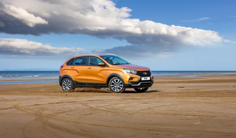 LADA:Выгода при покупке Lada в апреле составит до 160 000 рублей. Спешите!