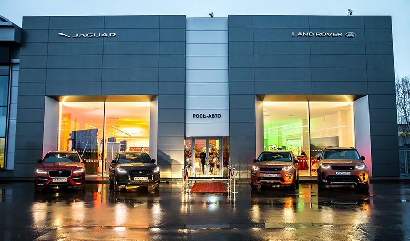 Land Rover:В Набережных Челнах 27 марта открылся новый дилерский центр «РОСЬ-АВТО»