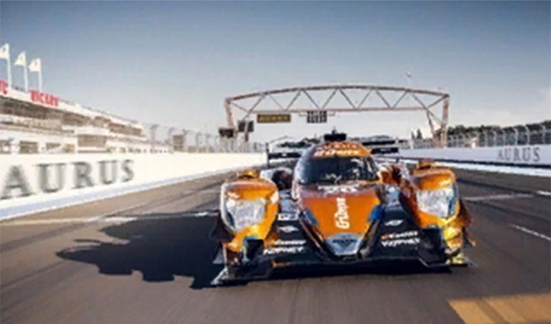 Российская команда выступит на гоночной машине Aurus 01