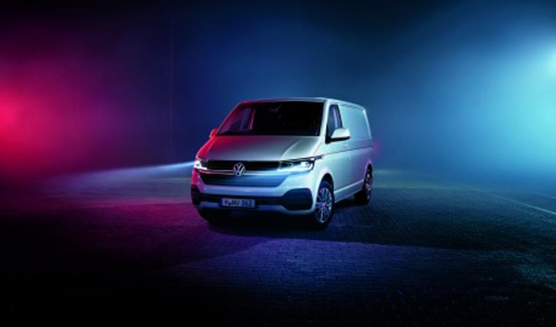 Представлен новый Volkswagen Transporter 6.1