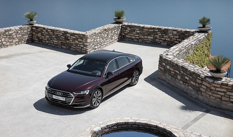 Audi A8L теперь можно заказать с дизельным двигателем 3.0 TDI мощностью 249 л. с. и с постоянным полным приводом quattro