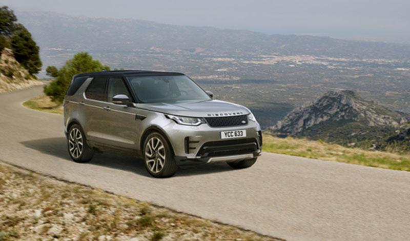 Land Rover:Специальная версия автомобиля Discovery Landmark от Land Rover