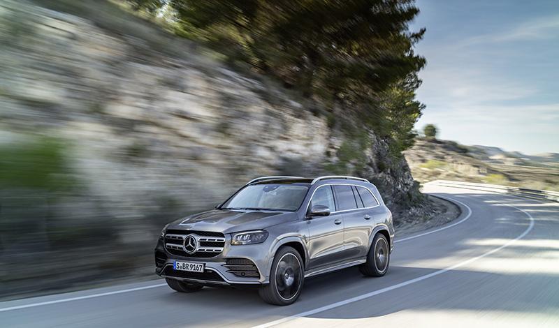 Автосалон Нью-Йорка 2019: Mercedes-Benz представил новый GLS