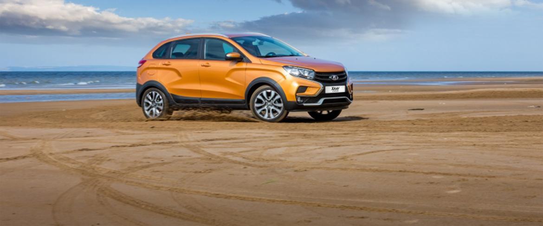Выгода при покупке Lada в апреле составит до 160 000 рублей. Спешите!