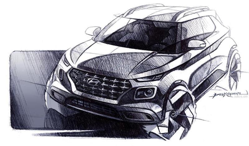 Автосалон Нью-Йорка 2019: премьера Hyundai Venue
