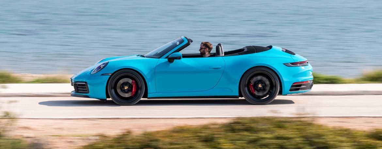 Porsche рассказал о компонентах 911 2019 года