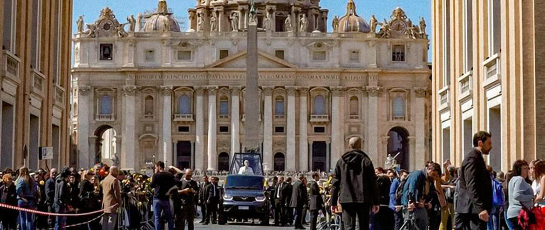 УАЗ Пикап будут использовать во втором сезоне сериала «Новый папа»