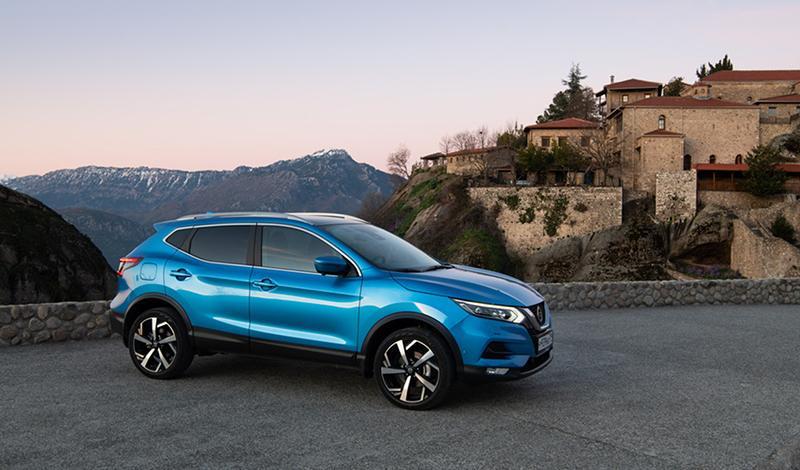 1 апреля 2019 старт продаж обновленного Nissan Qashqai