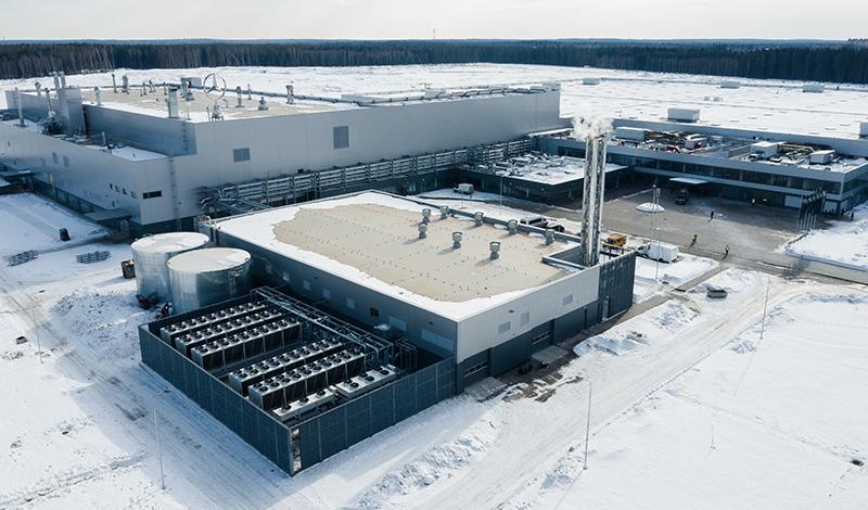 Mercedes-Benz Cars открыл завод по производству легковых автомобилей в России