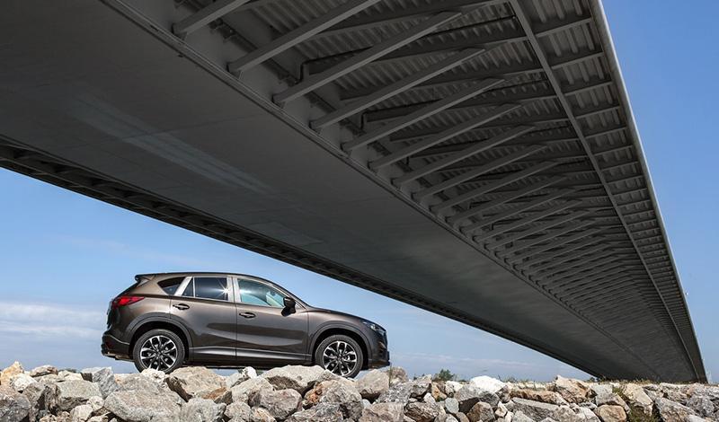 Mazda:MAZDA отзывает CX-5