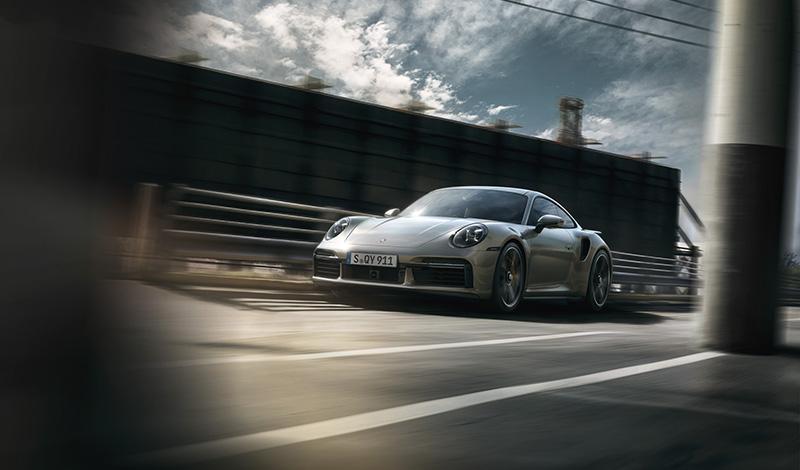 Подробно о новом Porsche 911 Turbo S 2020