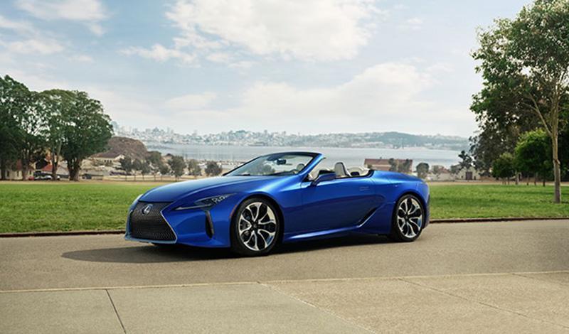 Lexus:Lexus LC Convertible 2020