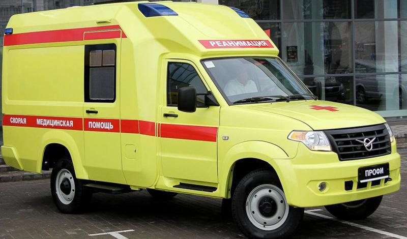 UAZ:На базе УАЗ Профи создана модификация Скорая помощь класса С