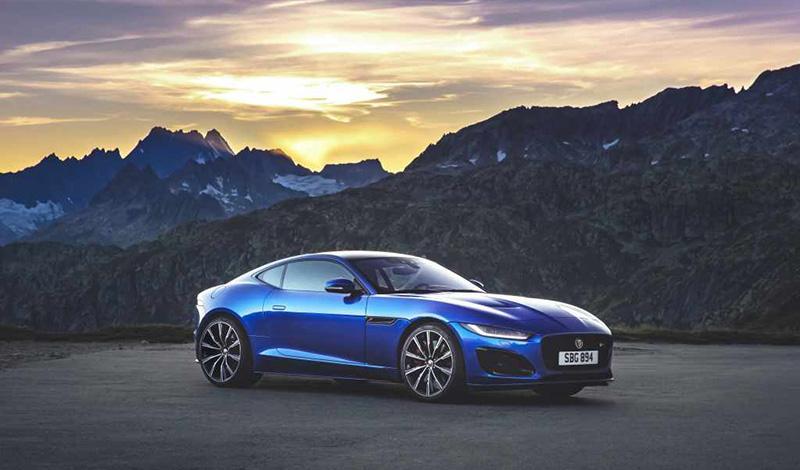 С 23 апреля стартовали продажи Jaguar F-TYPE 2020