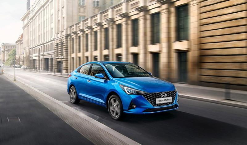 Hyundai Solaris в новой комплектации PROSAFETY