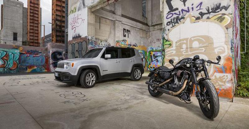 Бренды Harley-Davidson и Jeep продлили договор о сотрудничестве