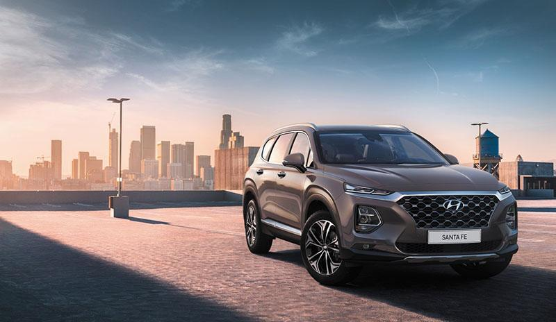Hyundai на ММАС-2018 представит новое поколение Hyundai Santa Fe и новый Hyundai Tucson