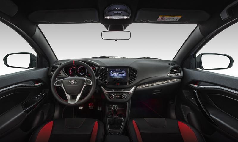 LADA:LADA Vesta Sport -  автомобиль с мощным темпераментом