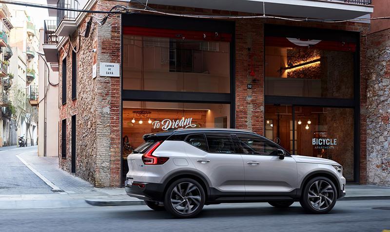 Volvo Cars представляет новую версию прошивки для улучшения динамики на полноприводных автомобилях