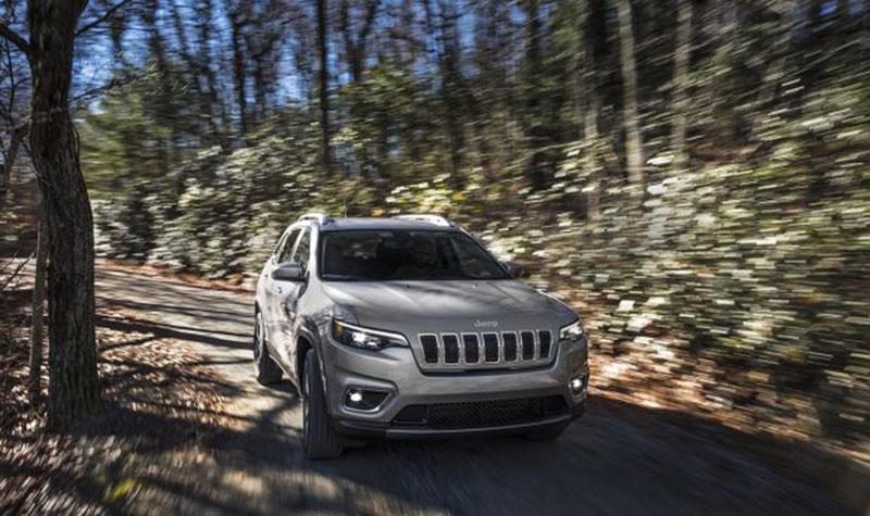 На Детройтском автосалоне дебютирует рестайлинговый Jeep Cherokee 2019 модельного года
