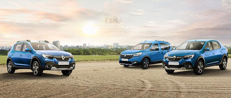 В рамках ММАС 2018 Renault представит мировую премьеру шоукара Renault ARKANA и новую Stepway серию