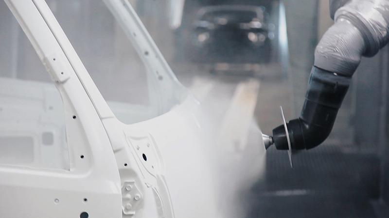 Hyundai:Кабины грузовиков Hyundai покрываются дополнительным антикоррозийным слоем