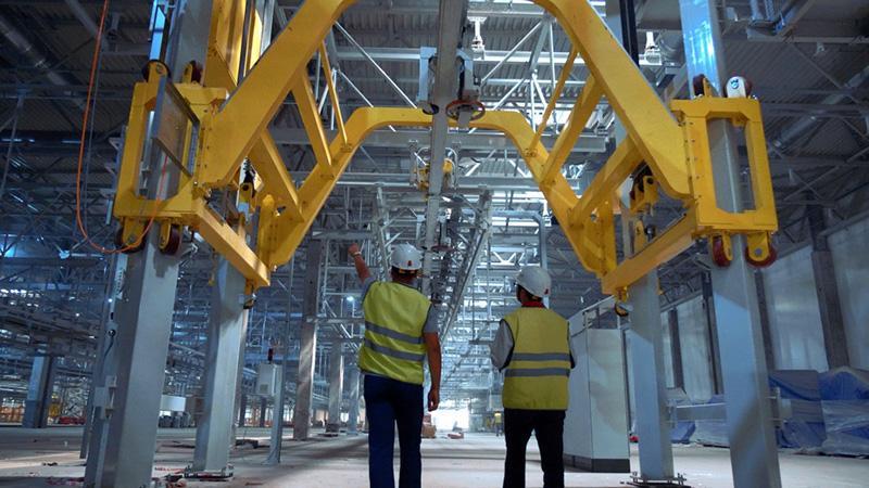 В Тульской области завершилось строительство автомобильного завода Haval