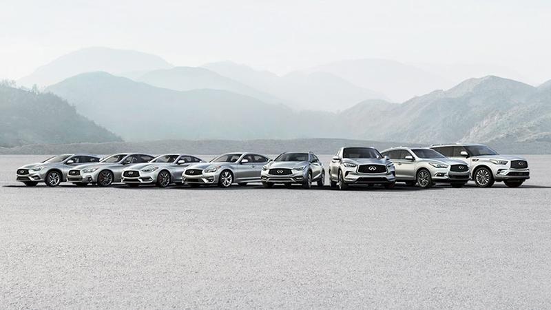Infiniti:Infiniti объявляет о запуске новых кредитных программ на покупку автомобилей в августе