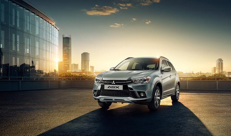 Mitsubishi:Дистрибьютор автомобилей Mitsubishi в России объявляет о выпуске обновленного Mitsubishi ASX