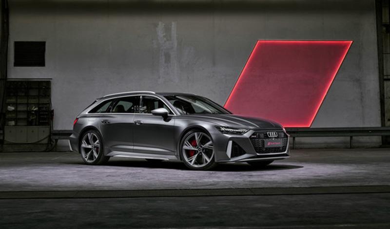 Audi представил новый Ауди RS 6 2020