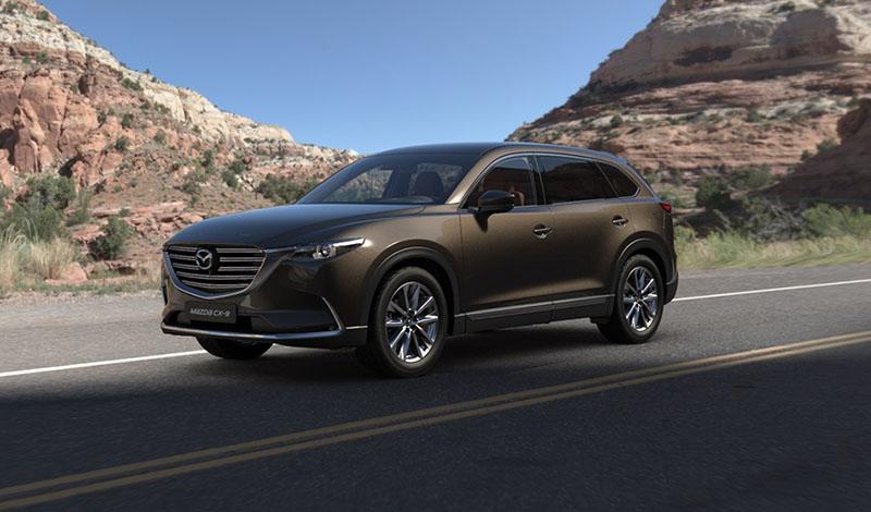 Mazda отзывает CX-9
