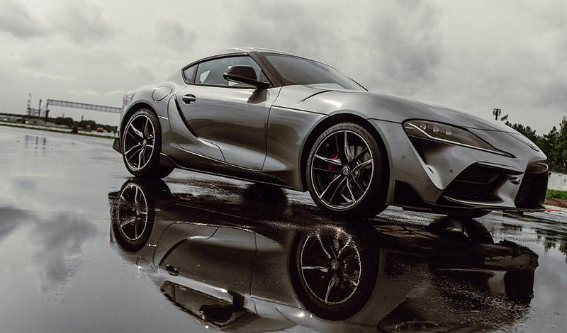9 августа 2019 года начнутся продажи Toyota GR Supra